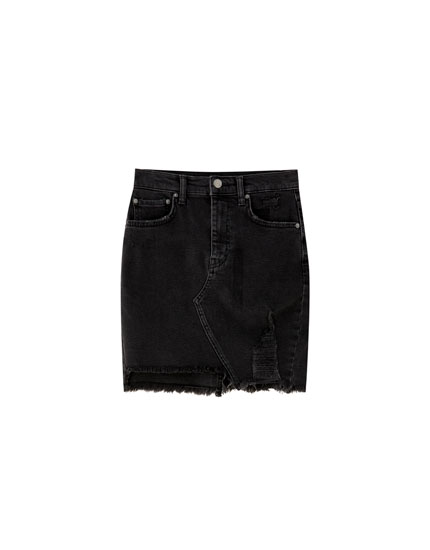 62631ac18 Discover the latest in Women's Trendy Skirts | PULL&BEAR