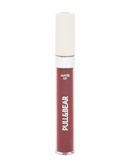 Matte lip colour - Oxblood