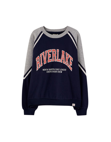 Sweat universitaire Riverlake