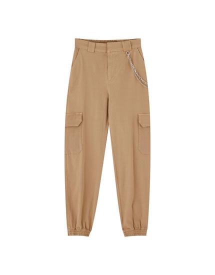 Pantalón cargo chino