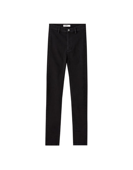 Basic high waist jeans
