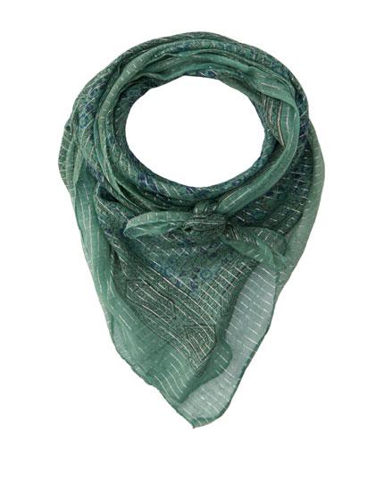Classic coloured bandanna