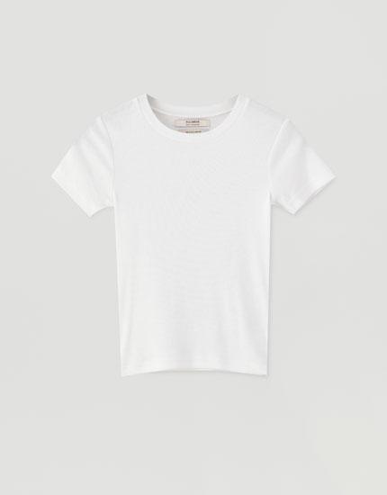 abf78cafa1e Ontdek de nieuwste T-shirts voor Dames   PULL&BEAR