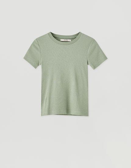 d8d4612a Descubre lo último en Camisetas de Mujer | PULL&BEAR