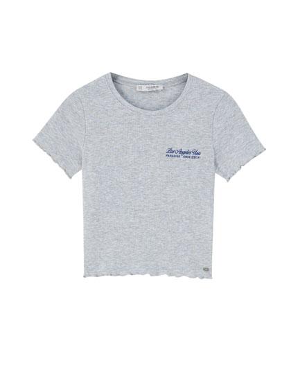 Magliette Primavera amp;bear Da 2019Pull Donna Estate BWrdCxoQe