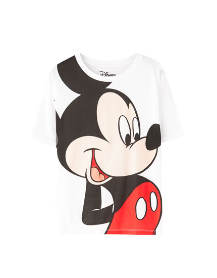 Camiseta Mickey Mouse Disney