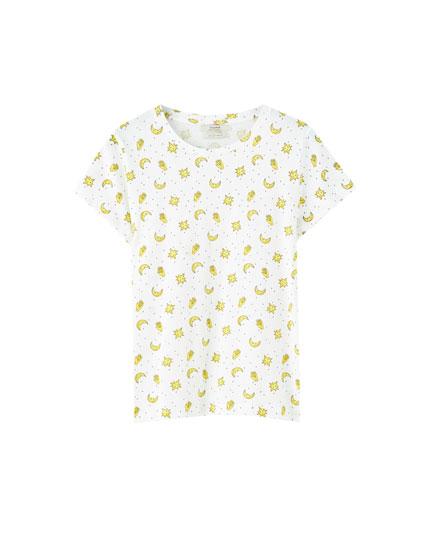 Tarot symbol T-shirt