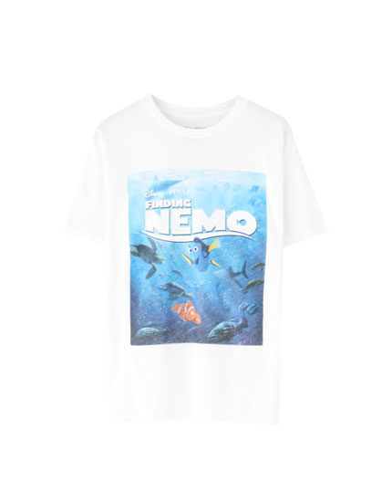 T-shirt do Nemo