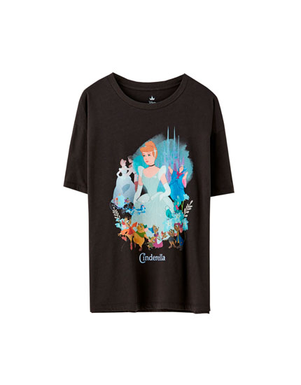 Short sleeve Cinderella T-shirt