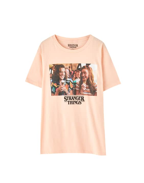 Stranger Things 3 Eleven And Max T Shirt