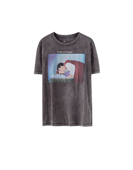 Snow White kiss T-shirt