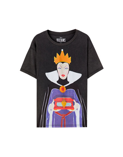 Snow White's Evil Queen T-shirt