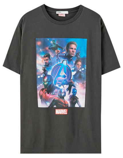 Camiseta Los Vengadores: Endgame Marvel