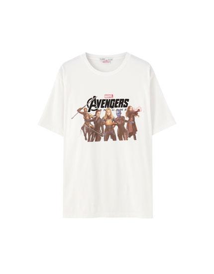 Samarreta Avengers heroïnes
