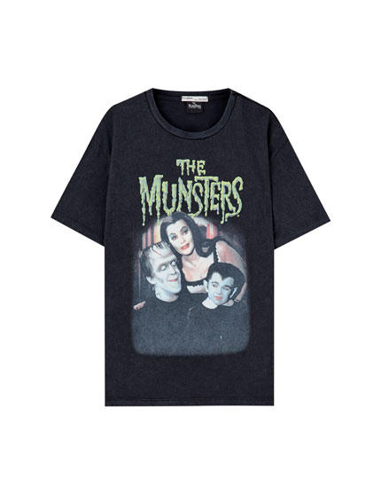 T-Shirt Munsters