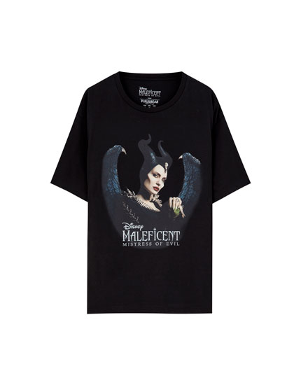 Maleficent 2 T-shirt with poster print