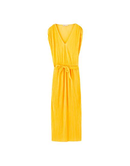 e1980462e4a0 Descobre a última tendência em Vestidos de Mulher | PULL&BEAR