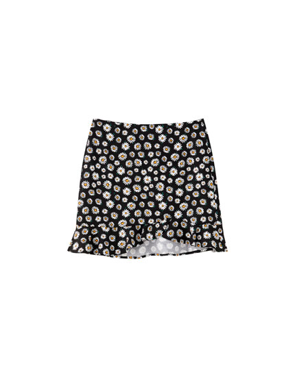 4addda51d Discover the latest in Women's Trendy Skirts | PULL&BEAR