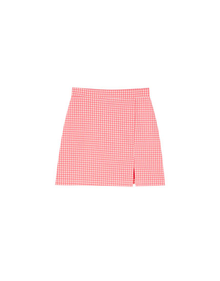 ceedfa8287 Discover the latest in Women's Trendy Skirts | PULL&BEAR