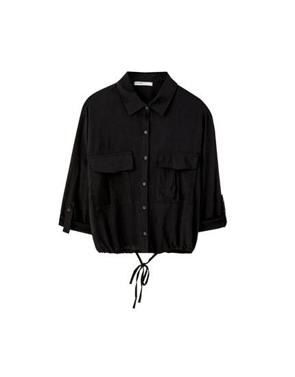Camisas Último De Y MujerPull Descubre Blusas amp;bear Lo En ZwPkXTlOiu