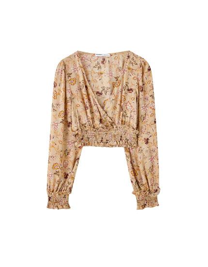 Descubre Blusas De Último Y Camisas En amp;bear Lo MujerPull v8wPNyn0mO