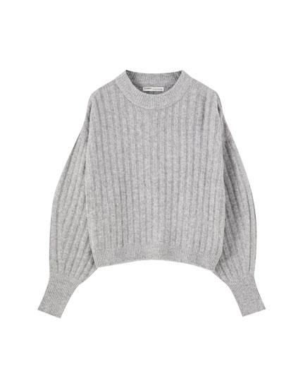 speciel til sko super tilbud bedst Strik - Tøj - Dame - PULL&BEAR Denmark