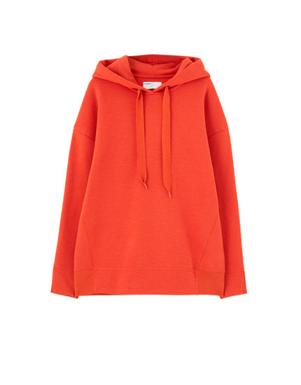 Sweat oversize couleurs