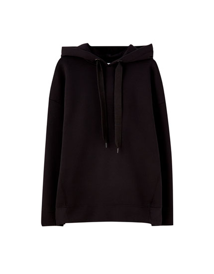 Oversized hoodie in a range of colours