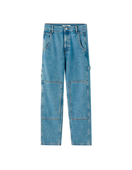 Jeans talle alto carpenter