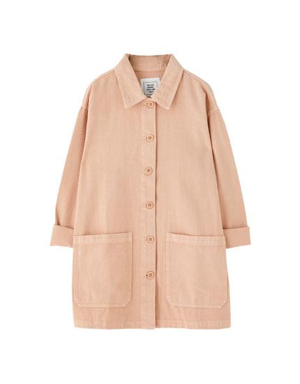 Basic carpenter jacket