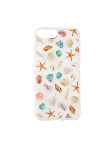 Shell smartphone case