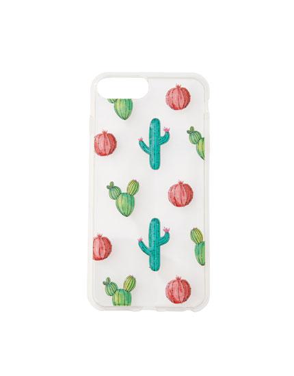 Cactus smartphone case