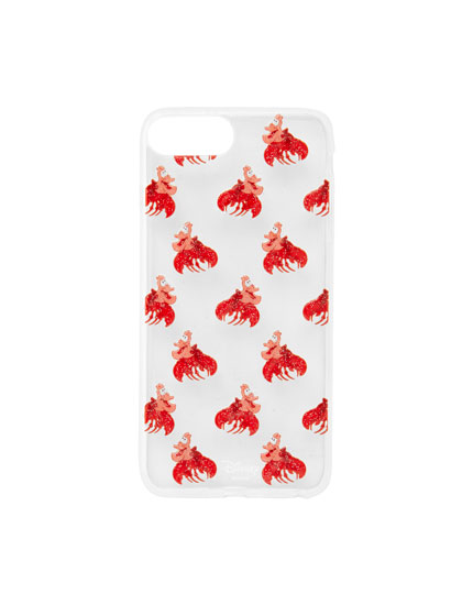 Little Mermaid Sebastian smartphone case