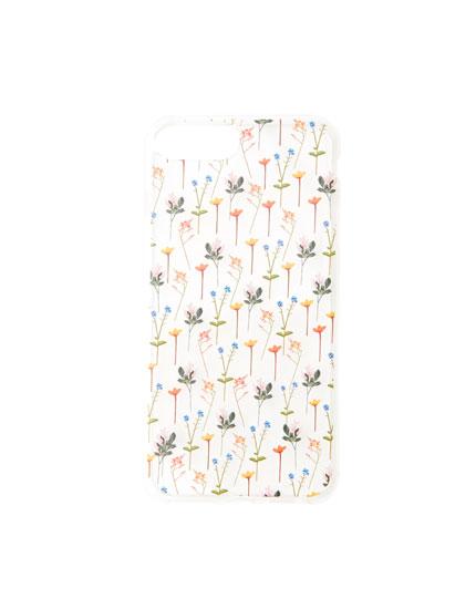 Floral smartphone case
