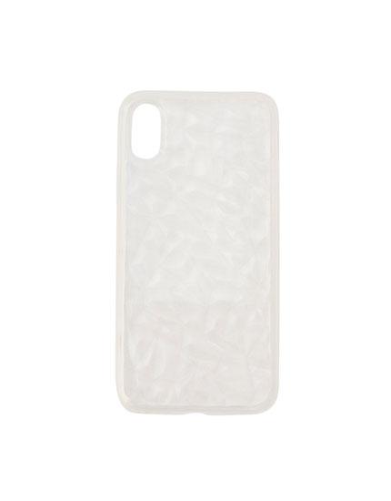 Carcasa smartphone textura