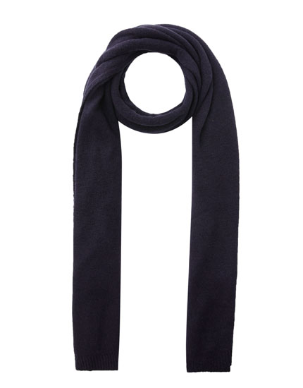 Soft-feel basic scarf