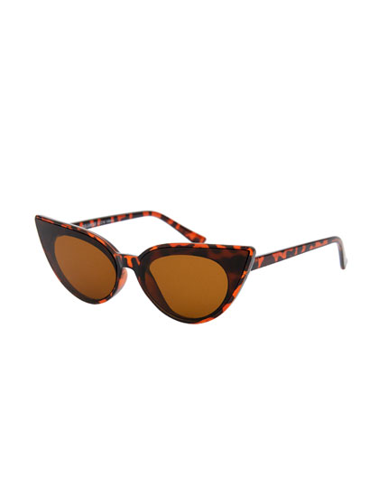 Gafas sol cat eye carey