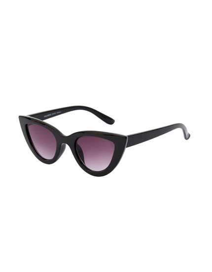 Classic cat-eye sunglasses