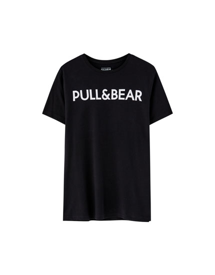 T-shirt logo P&B
