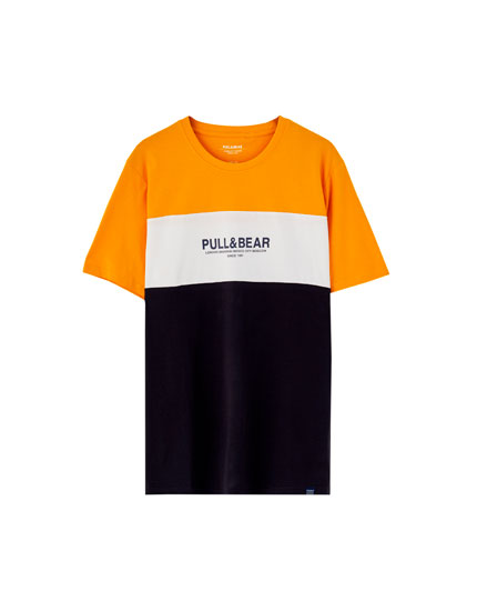7647980e8 Check out the latest in Men's T-shirts | PULL&BEAR