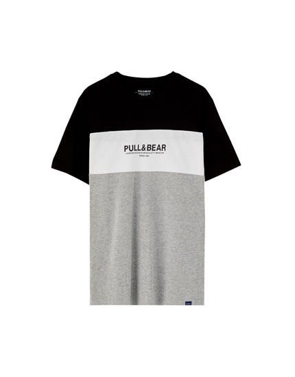 a395b9d65626 Check out the latest in Men's T-shirts | PULL&BEAR