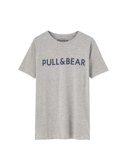356ab4e8 Check out the latest in Men's T-shirts | PULL&BEAR