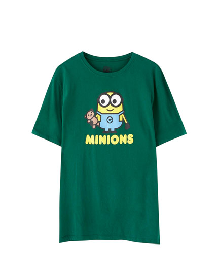 Short sleeve Minions T-shirt
