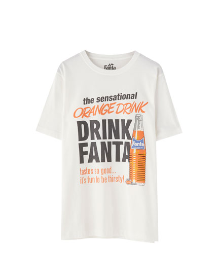 Retro Fanta T-shirt