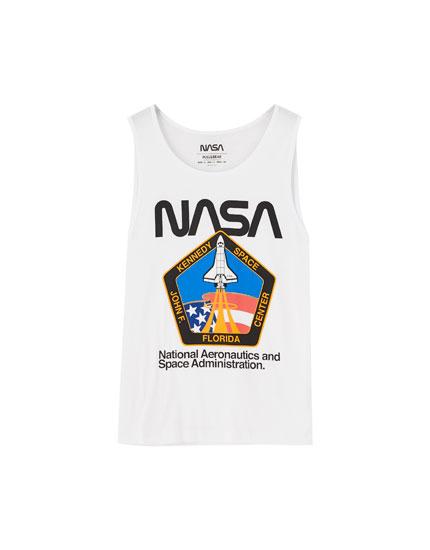 NASA vest top