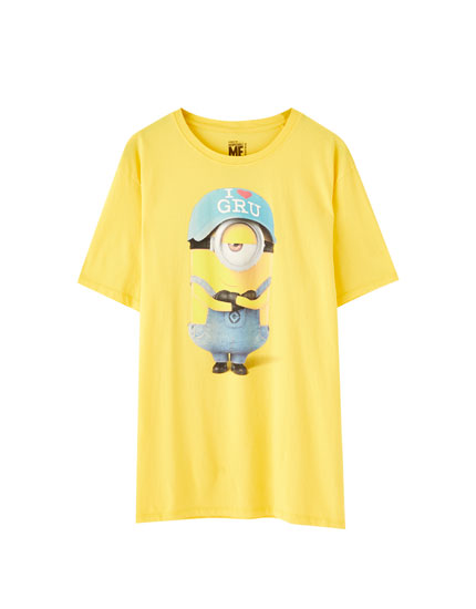 Yellow Minions T-shirt