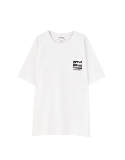 Short sleeve NASA T-shirt
