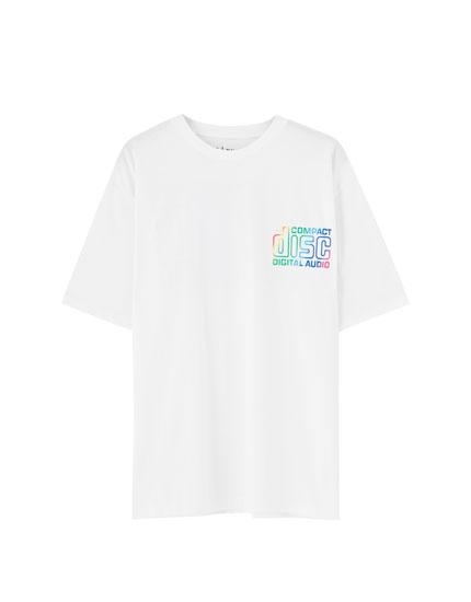 Compact Disc T-shirt