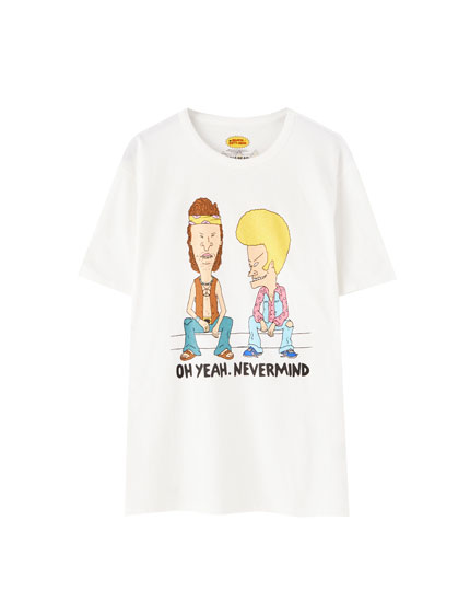 Camiseta Beavis and Butt-Head