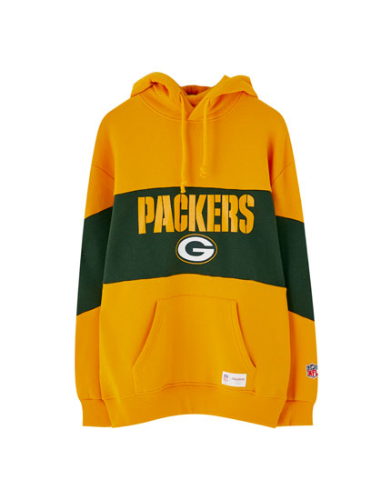Sweatshirt dos Packers da NFL
